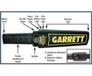 Metal Detector GARRET SUPERSCANNER